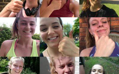 2,000km Charity Run for Cambridge Women's Aid